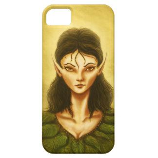 sad elf fantasy iPhone 5 covers