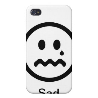 Sad Emotion Covers For iPhone 4