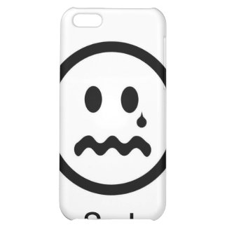 Sad Emotion iPhone 5C Case