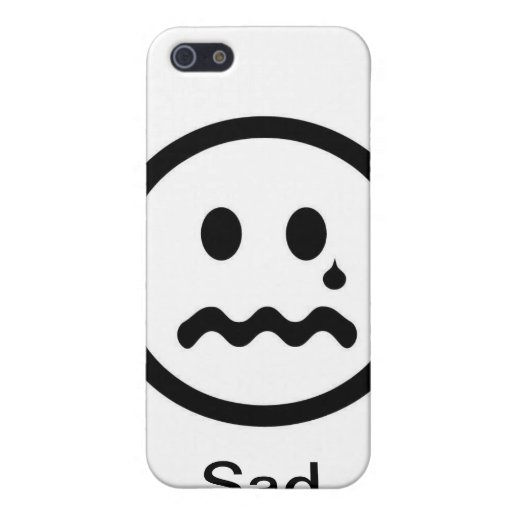 Sad Emotion Cases For iPhone 5