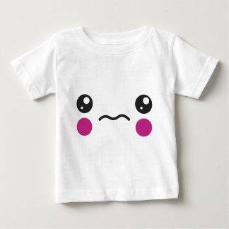 Sad Face Baby T-Shirt