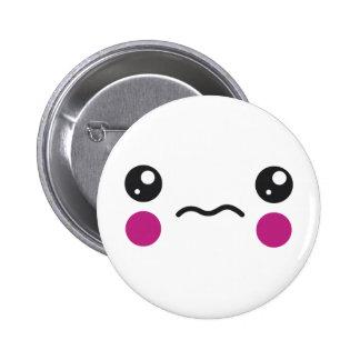 Sad Face Buttons