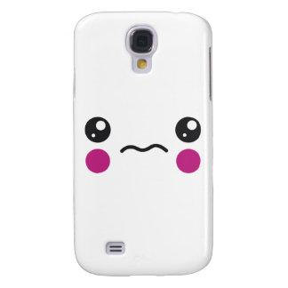 Sad Face Samsung Galaxy S4 Cover