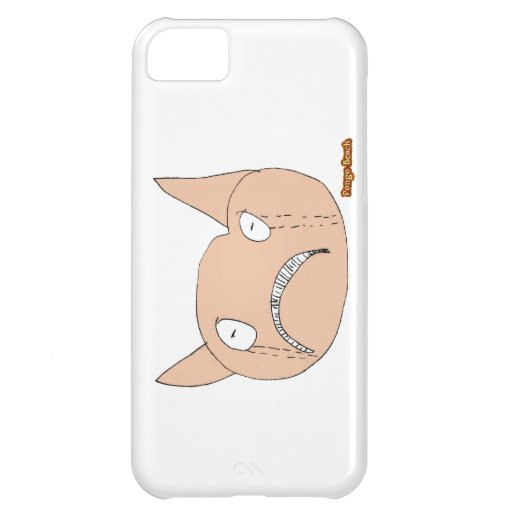 Sad Face Cover For iPhone 5C