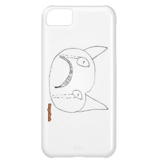 Sad Face iPhone 5C Case