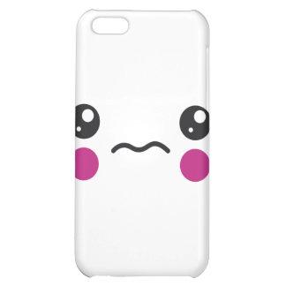 Sad Face iPhone 5C Covers
