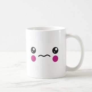 Sad Face Coffee Mug