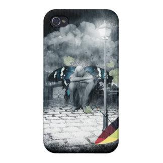Sad Fairy iPhone 4 Covers