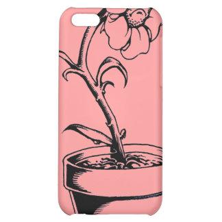 Sad Flower Case For iPhone 5C