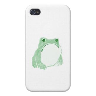 Sad Frog iPhone 4/4S Case