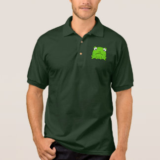 Sad Frog Polo Shirt