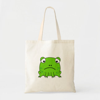 Sad Frog Tote Bag