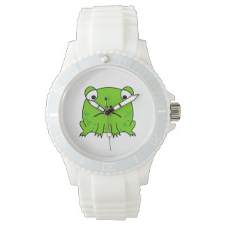 Sad Frog Watch