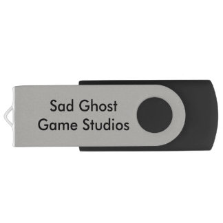 Sad Ghost Game Studios Flash Drive