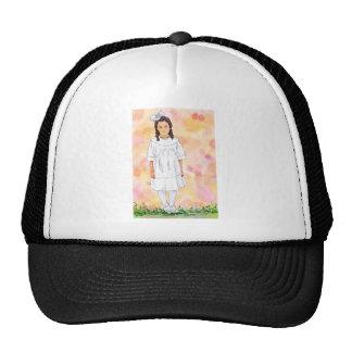 Sad girl cap