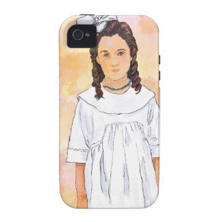 Sad girl Case-Mate iPhone 4 covers