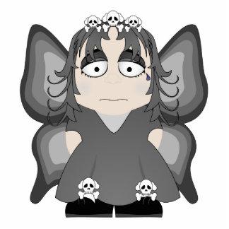 Sad Gothic Princess Fairy Acrylic Cut Outs