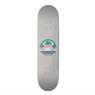 Sad Island 2 21.3 Cm Mini Skateboard Deck