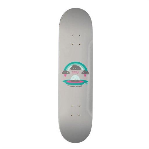 Sad Island 2 Skateboard Decks