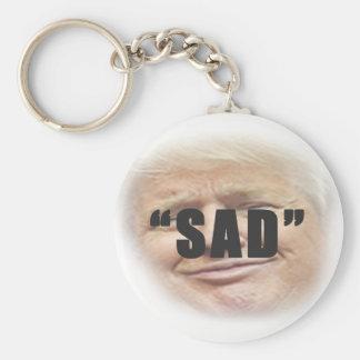 """""""Sad"""" Keychain"""