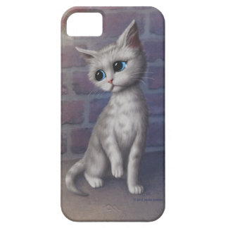 Sad Kitty Barely There iPhone 5 Case