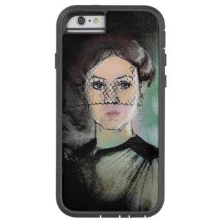 Sad Lady Tough Xtreme iPhone 6 Case