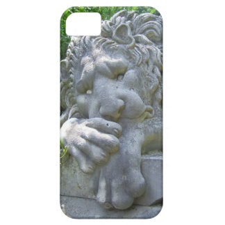 Sad Lion iphone 5 barely There case iPhone 5 Covers