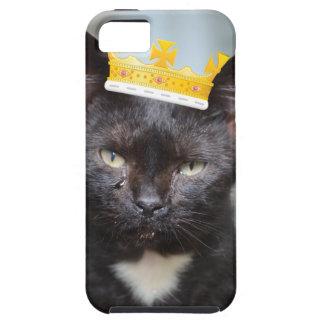 sad little Prince Kittie iPhone 5 Case