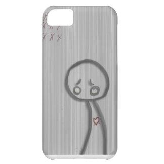 sad man iPhone 5C cover