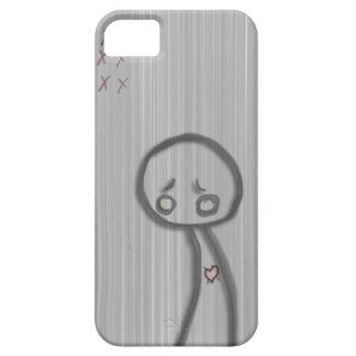 sad man iPhone 5 case