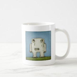 Sad Monster Baby Crying Coffee Mug
