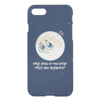 Sad Moon iPhone 7 Case