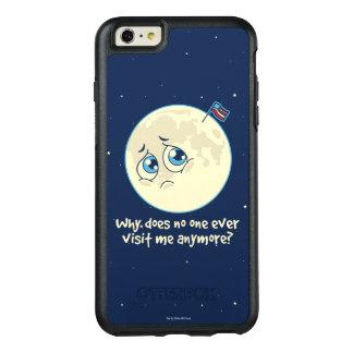 Sad Moon OtterBox iPhone 6/6s Plus Case