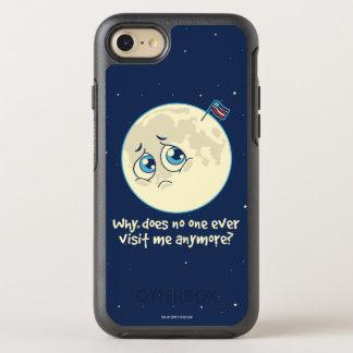 Sad Moon OtterBox Symmetry iPhone 7 Case