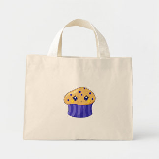 Sad Muffin Mini Tote Bag