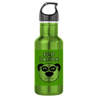 Sad Panda 532 Ml Water Bottle