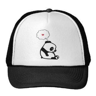 Sad Panda Cap