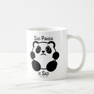 Sad Panda Coffee Mug