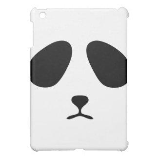 Sad panda face cover for the iPad mini