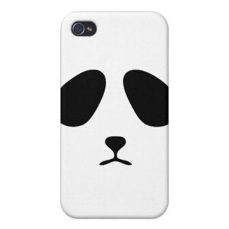 Sad panda face iPhone 4/4S case
