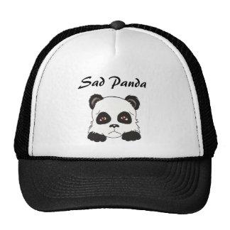 Sad Panda Hat