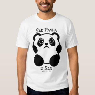 Sad Panda T-shirts