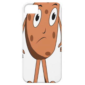Sad potato case for the iPhone 5