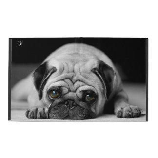 Sad Pug iPad Cover