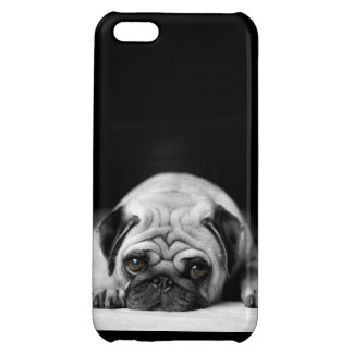 Sad Pug iPhone 5C Cover