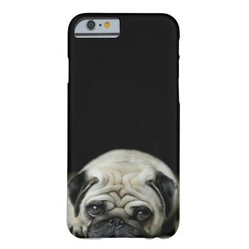 sad pug iPhone 6 case