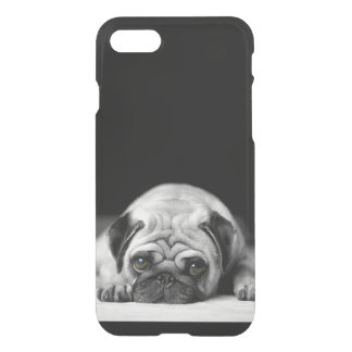Sad Pug iPhone 7 Case