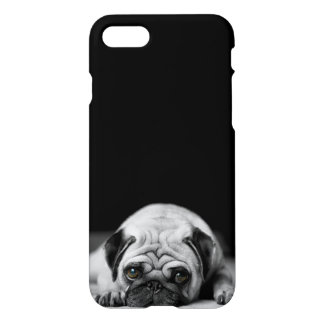 Sad Pug iPhone 8/7 Case