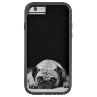 Sad Pug Tough Xtreme iPhone 6 Case
