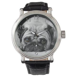 Sad Pug Watch